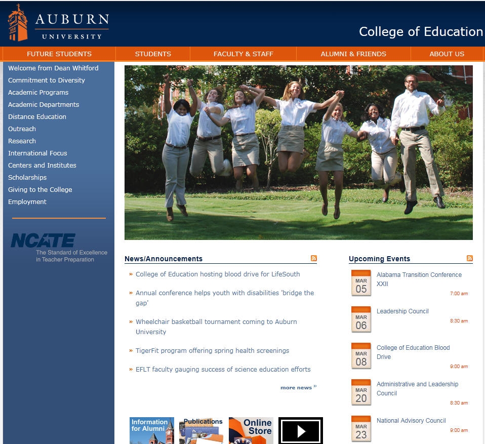 Auburn University College of Education