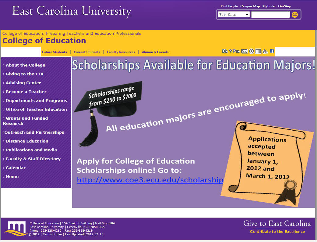 east carolina university college of education  u2013 microedu com