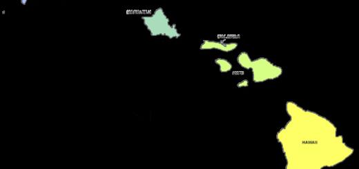 High School Codes in Hawaii