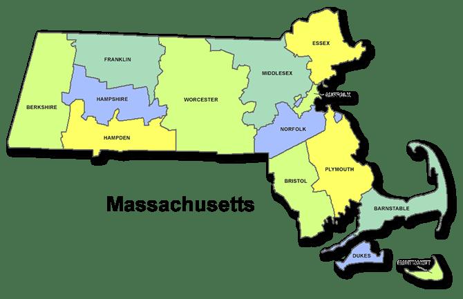 High School Codes in Massachusetts