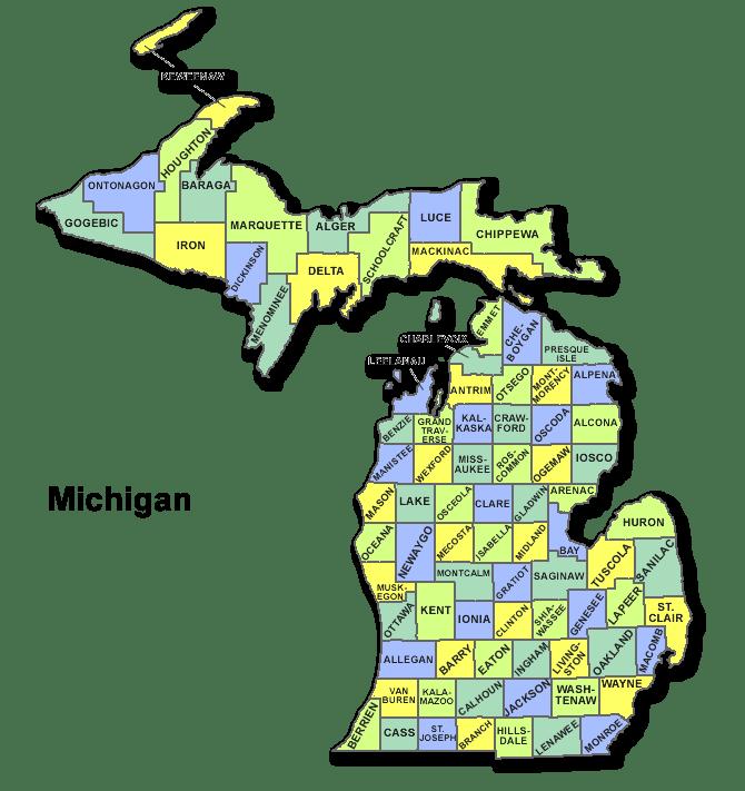 High School Codes in Michigan