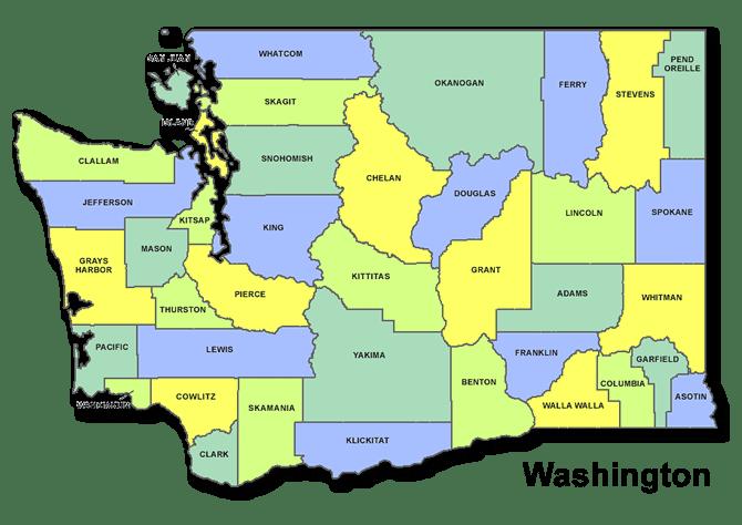 High School Codes in Washington