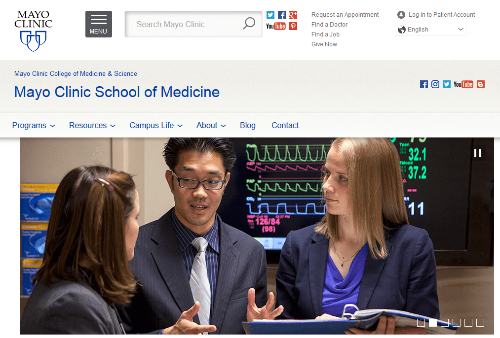 Mayo Clinic College of Medicine and Science