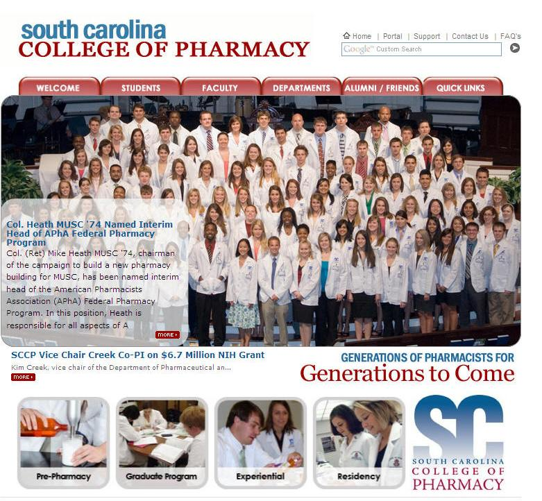 South Carolina College of Pharmacy
