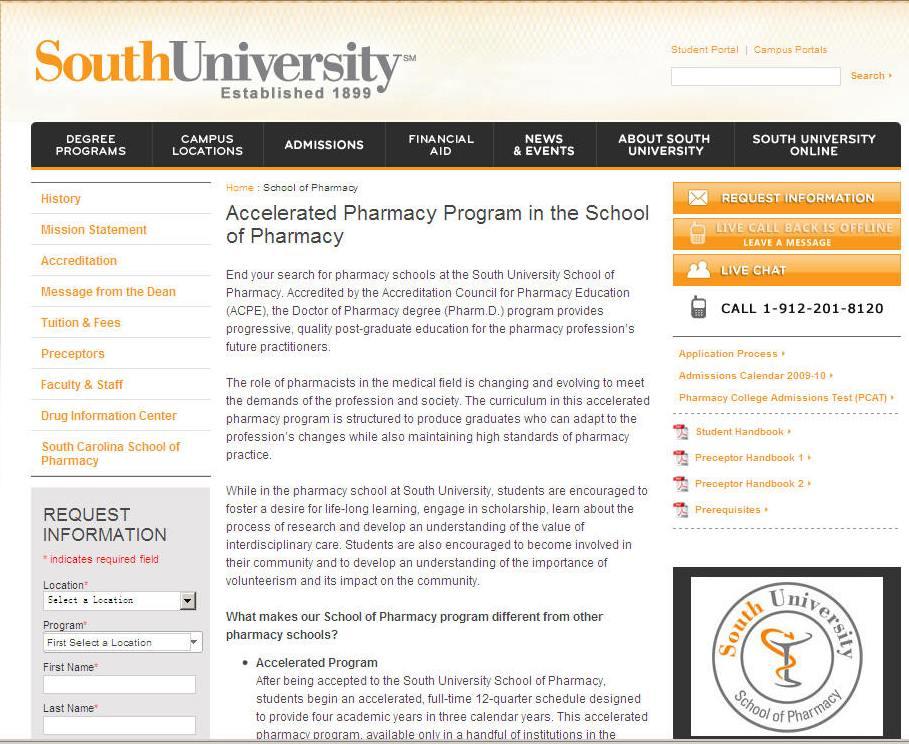 South University School of Pharmacy