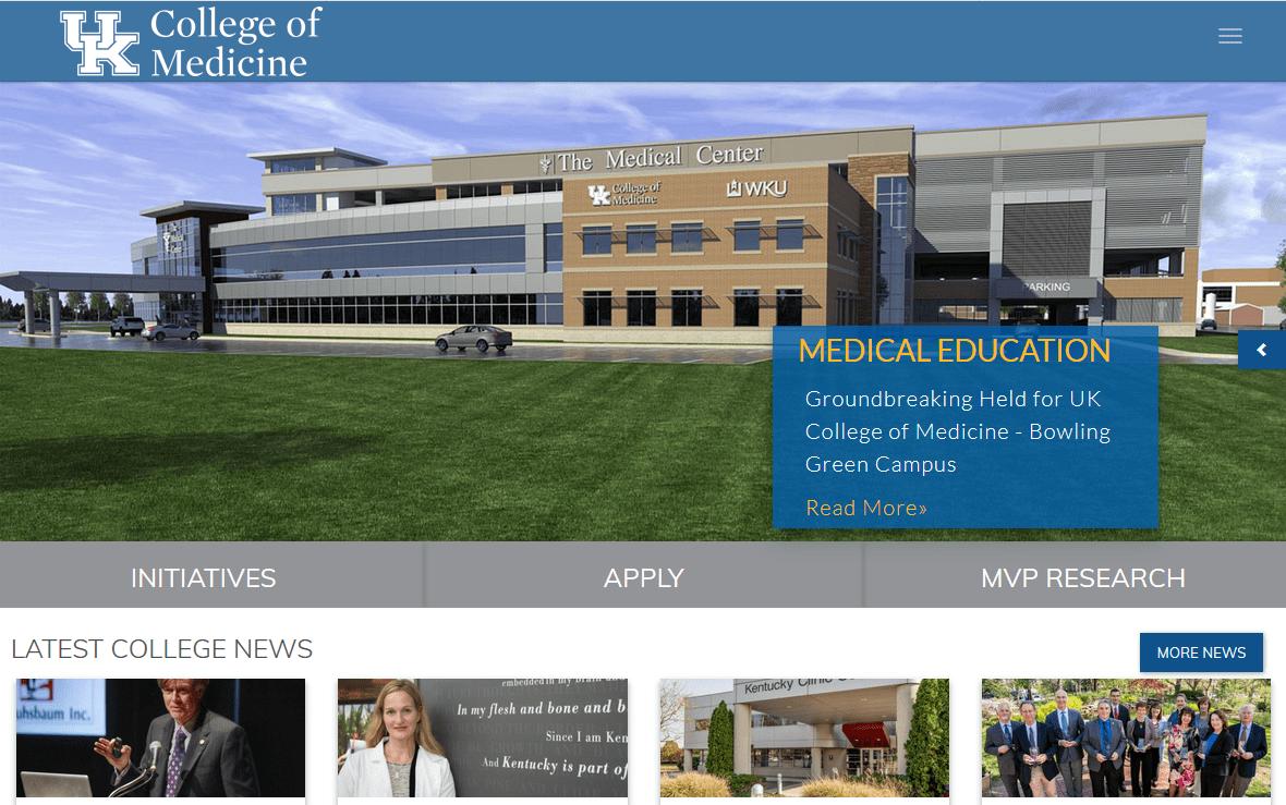 University of Kentucky College of Medicine