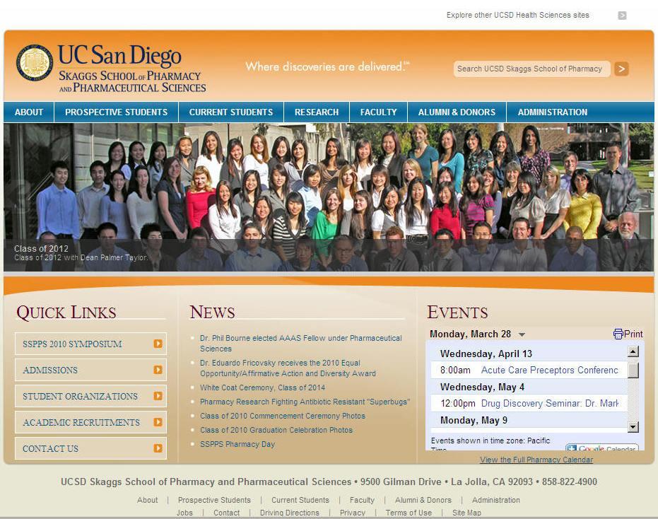 University of California-San Diego Skaggs School of Pharmacy