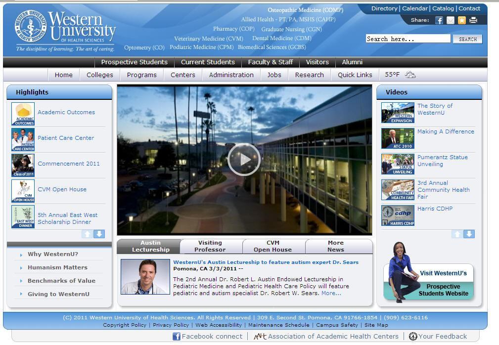 Western University of Health Sciences College of Pharmacy