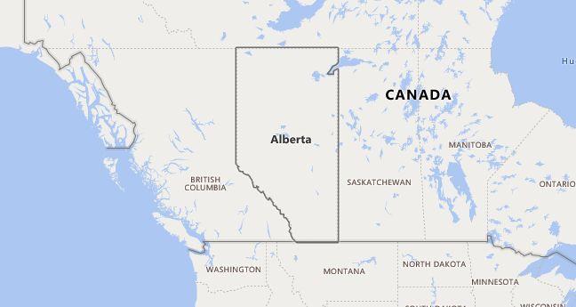 High School Codes in Canada, Alberta