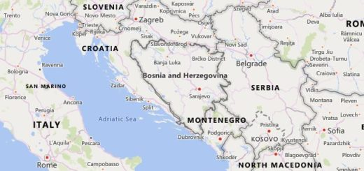 High School Codes in Bosnia and Herzegovina