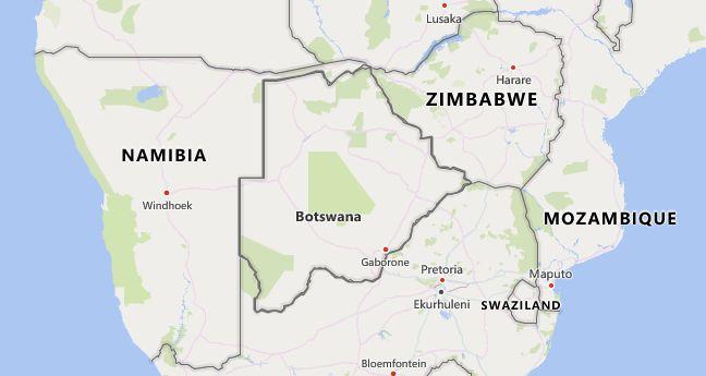 High School Codes in Botswana