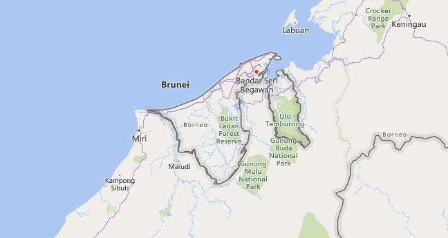 High School Codes in Brunei Darussalam