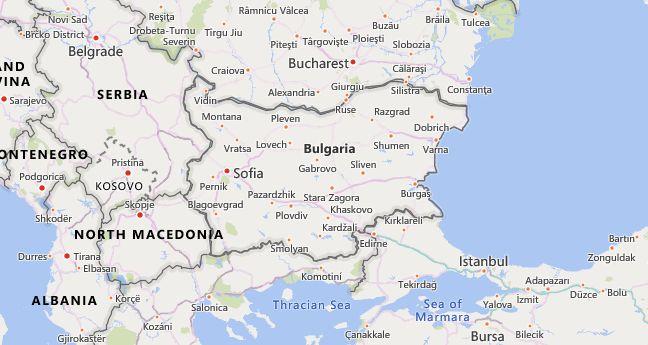 High School Codes in Bulgaria
