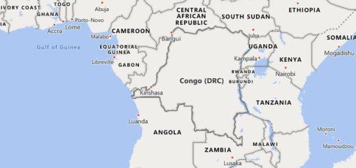 High School Codes in Congo, Democratic Republic of