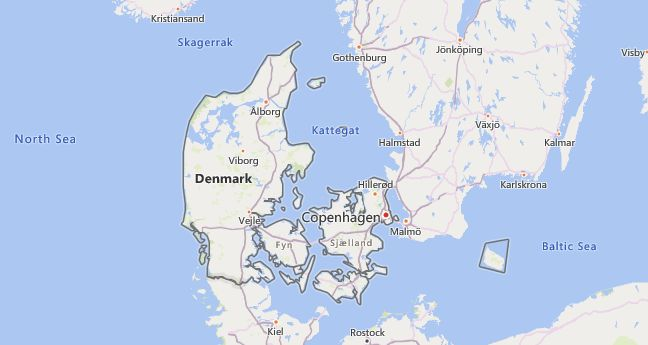 High School Codes in Denmark