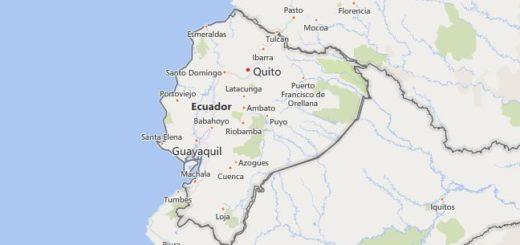 High School Codes in Ecuador