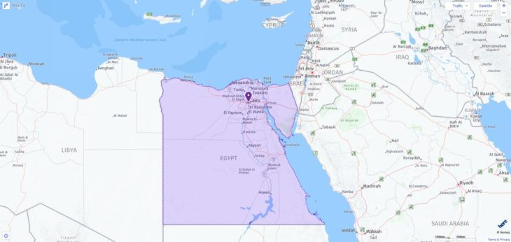 ACT Test Centers and Dates in Egypt