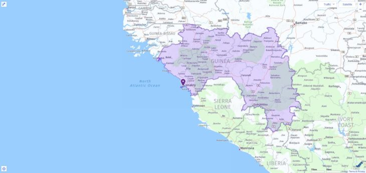 ACT Test Centers and Dates in Guinea