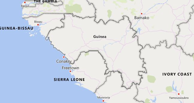 High School Codes in Guinea