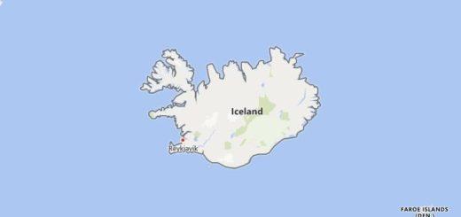 High School Codes in Iceland