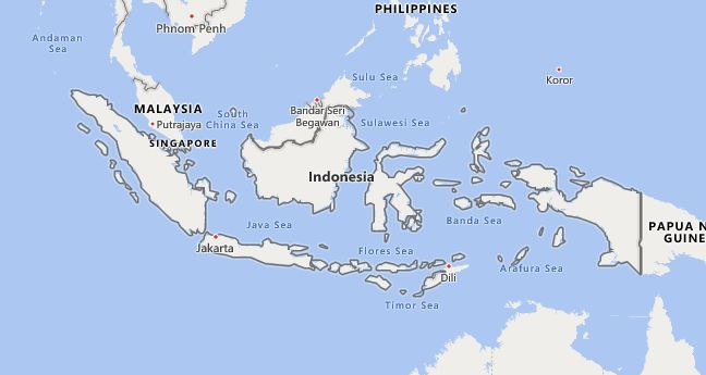 High School Codes in Indonesia