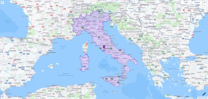 ACT Test Centers and Dates in Italy