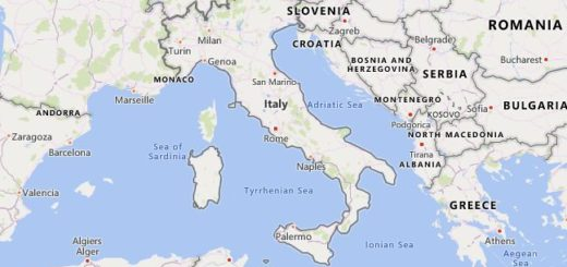 High School Codes in Italy