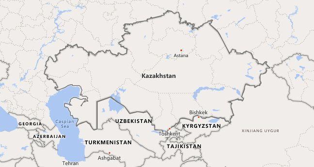 High School Codes in Kazakhstan