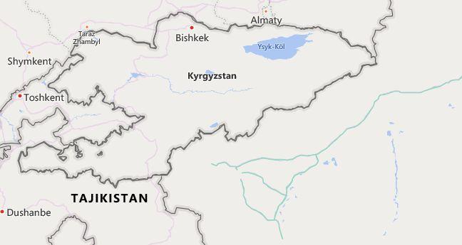 High School Codes in Kyrgyzstan