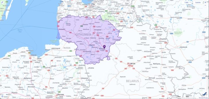 ACT Test Centers and Dates in Lithuania