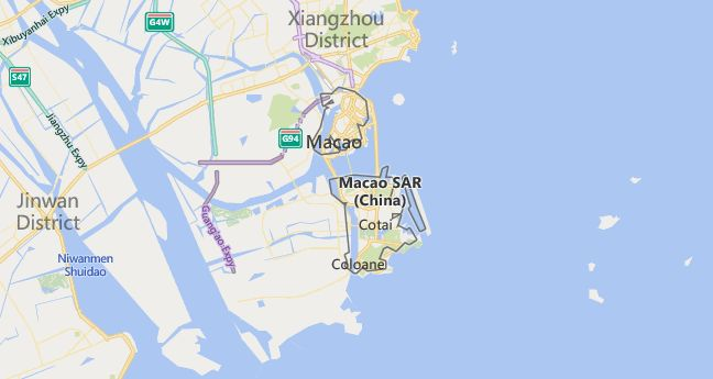 High School Codes in Macao