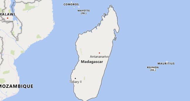 High School Codes in Madagascar