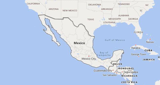 High School Codes in Mexico