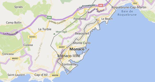 High School Codes in Monaco