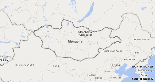 High School Codes in Mongolia