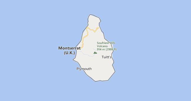 High School Codes in Montserrat