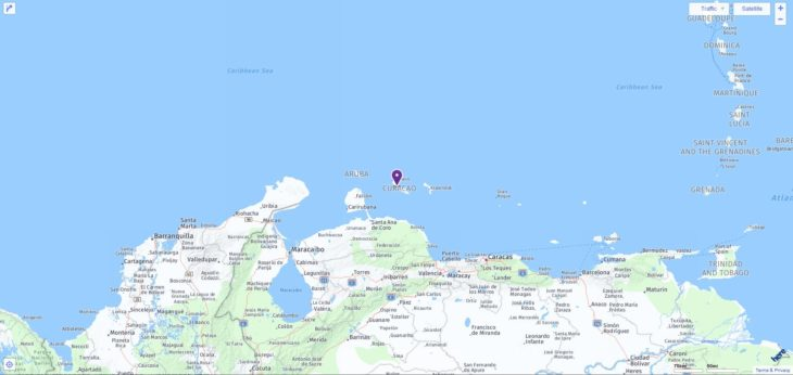 ACT Test Centers and Dates in Netherlands Antilles