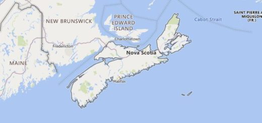 High School Codes in Canada, Nova Scotia