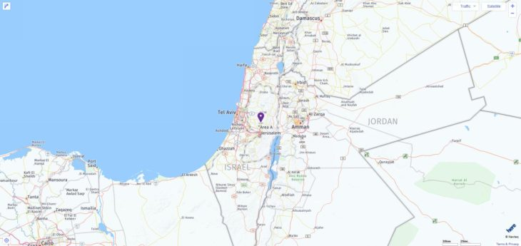 ACT Test Centers and Dates in Palestinian Territory, Occupied