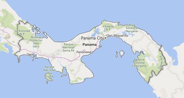 High School Codes in Panama