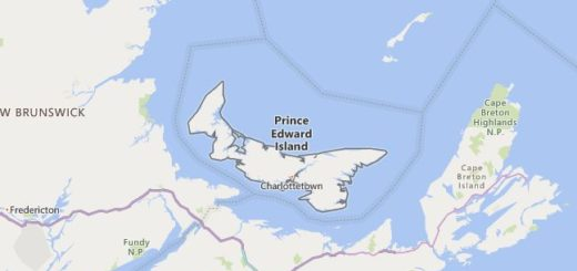High School Codes in Canada, Prince Edward Island