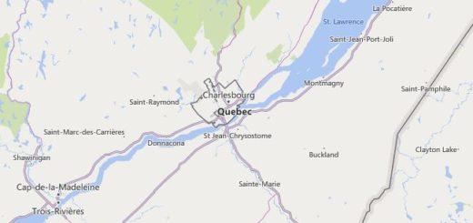 High School Codes in Canada, Quebec