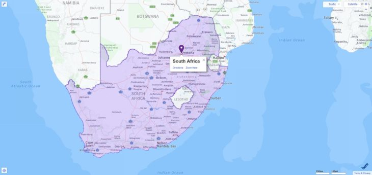 ACT Test Centers and Dates in South Africa