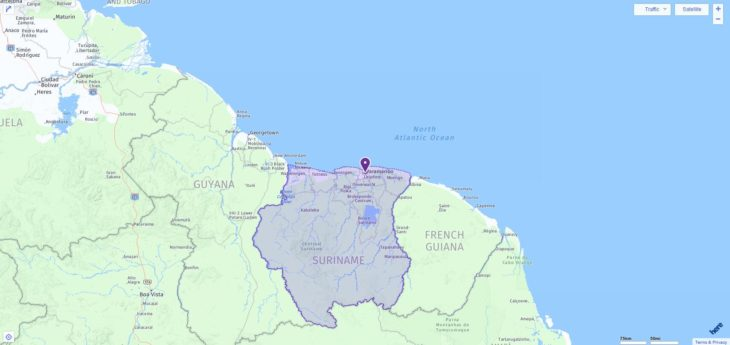 ACT Test Centers and Dates in Suriname