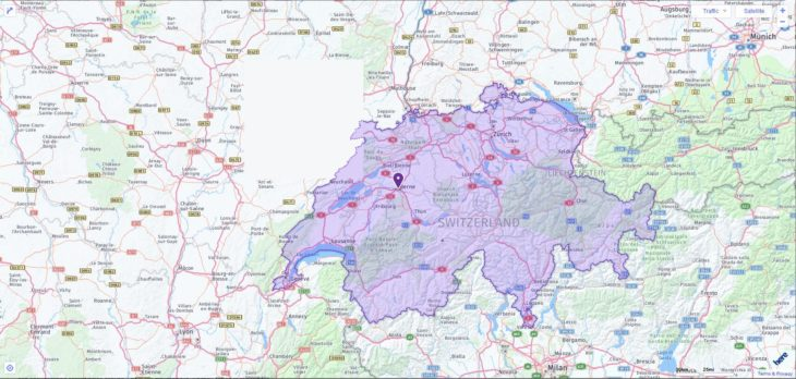 ACT Test Centers and Dates in Switzerland