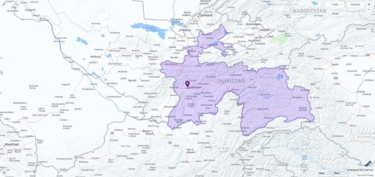 ACT Test Centers and Dates in Tajikistan