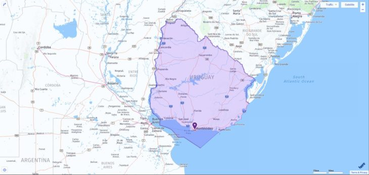ACT Test Centers and Dates in Uruguay