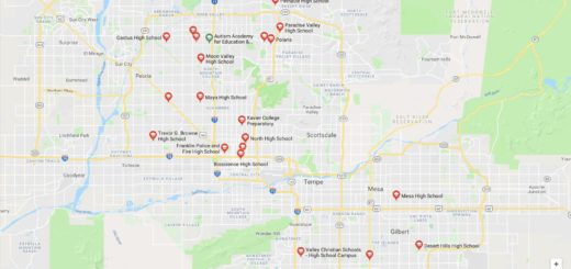 High School Codes in Arizona – Microedu com