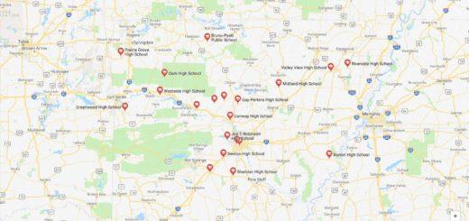 Top High Schools in Arkansas