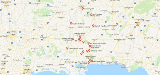 Top High Schools in Mississippi